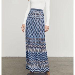 BCBG Vida Marled Maxi Skirt